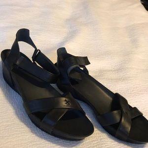 Camper leather sandals
